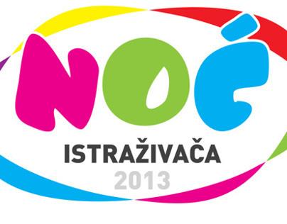 Researchers' night Novi Sad 2013