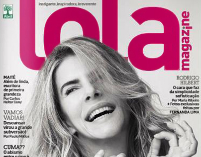 Estágio Lola Magazine | Editora Abril