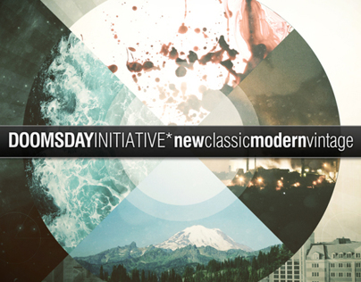 Doomsday Initiative - newclassicmodernvintage Album Art
