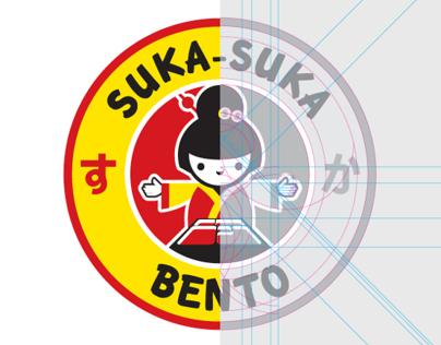 Suka-Suka Bento - Logo