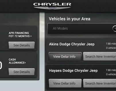 Chrysler - ui