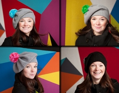 Unicornia Hats collection by Cloudberry Factory