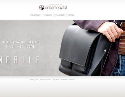 Entermodal Concept Product Page