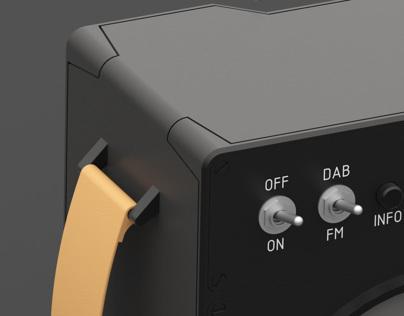Bell & Ross Brand Radio Concept