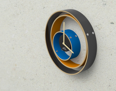 Clock for the Orpa Company