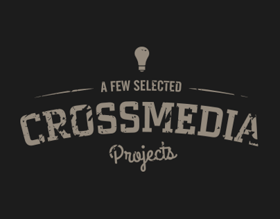 A few CrossMedia projects