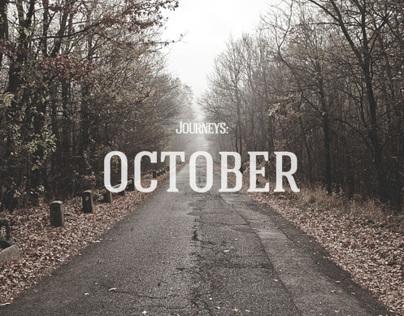 Journeys: October