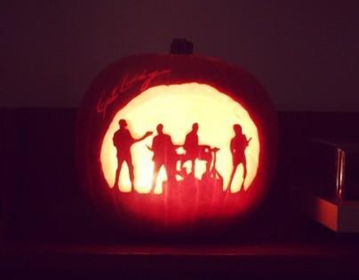 Get Lucky Jack-O-lantern