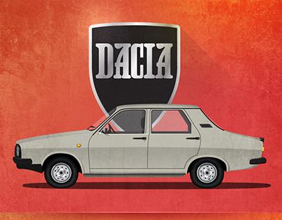 Romanian legend cars