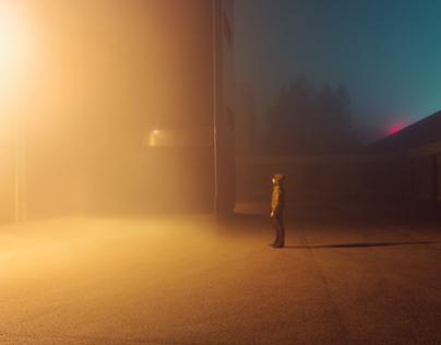 roaming at night