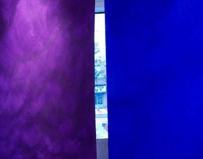 Art Installation - Trembling Sensing Space - NY