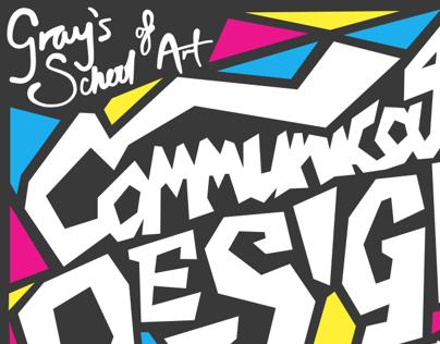 Communication Design Typography