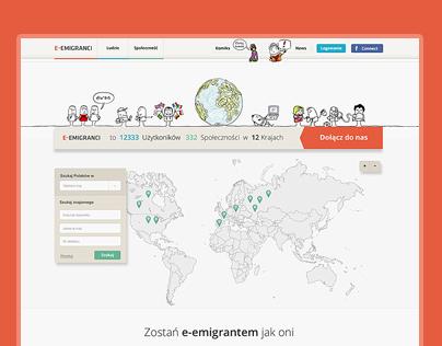 E-emigranci