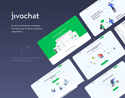 Jivochat Web Development