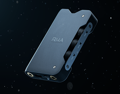 ▼▲ Once In A While Renders № 45 RHA AMP DAC-L1