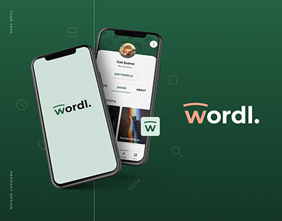 Wordl · For Literature Lovers