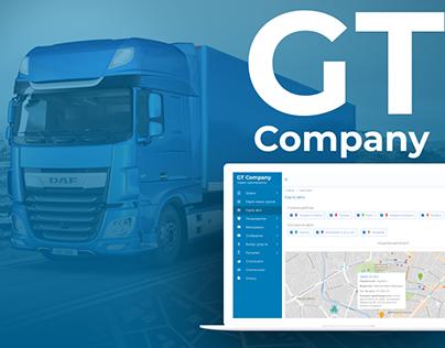 CRM system for Logistics company
