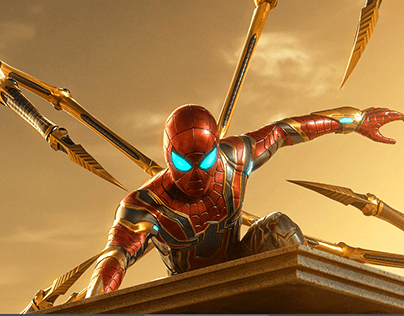 Spider-Man | Full CGI