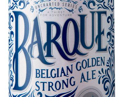 Barque Belgian Golden Strong Ale