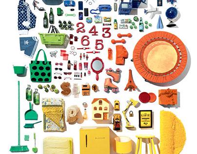Design e Direção de Arte • Revista Claudia