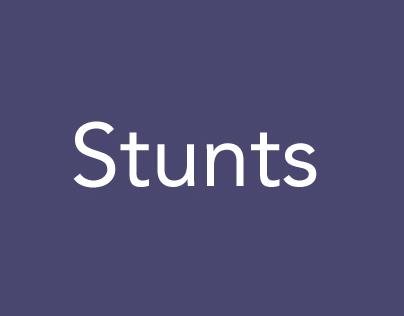 Stunt concept creation