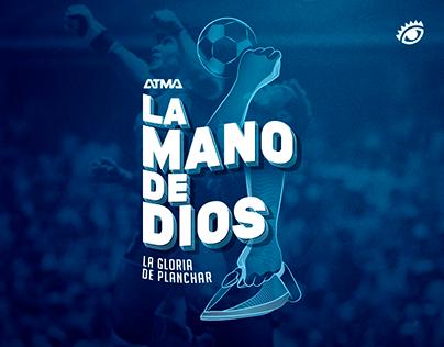 LA MANO DE DIOS - ATMA | El Ojo de Iberoamerica 2020