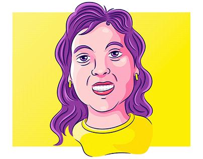 Ilustración / Día de la Madre