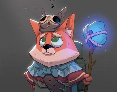 Wizard Fox