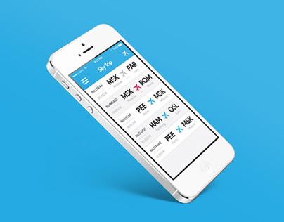 SkyTrip | App