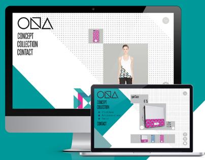 ONA Webshop