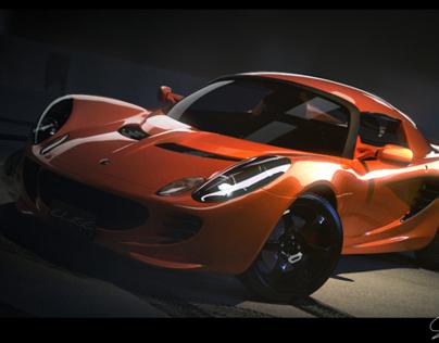 CG 2010 Lotus Elise