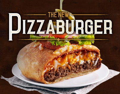 The New Pizza Burger - Xbox Live Advertising