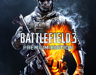 Battlefield 3 Premium - Xbox Live Advertising