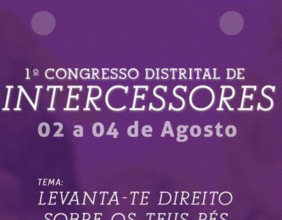1º Congresso Distrital de Intercessores