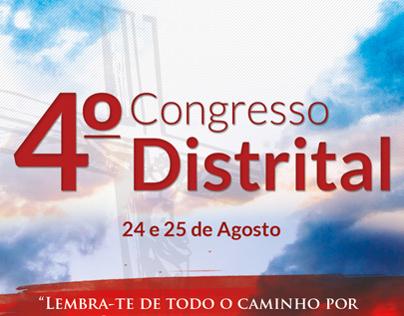 Congresso Distrital - RCC Brasília