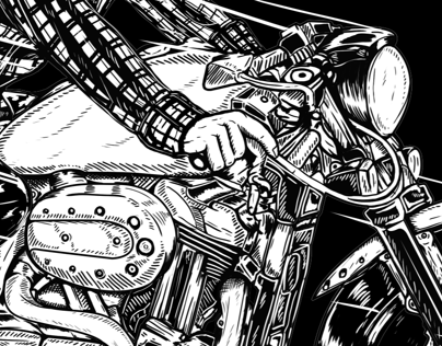 Warlock Cafe Racer