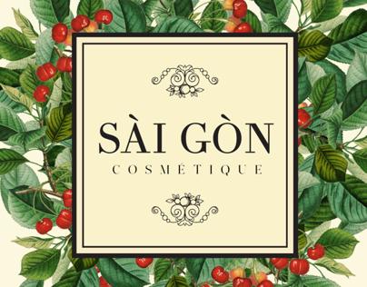 Packaging Design Project for SaiGon Cosmétique