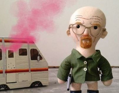 Breaking Bad tribute: Walter White (Making of)