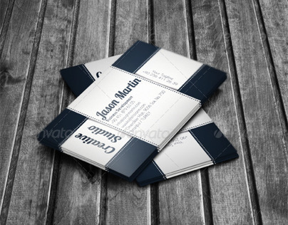 Creative Business Card - 29