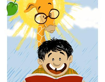 Afiche - Propuesta Feria del Libro Infantil y Juvenil