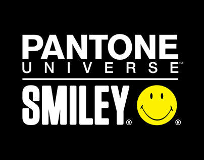 Pantone Universe x Smiley