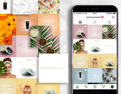 BuyMe Cosmetics   Instagram restyling