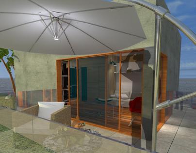 Projeto Casa 24 m2
