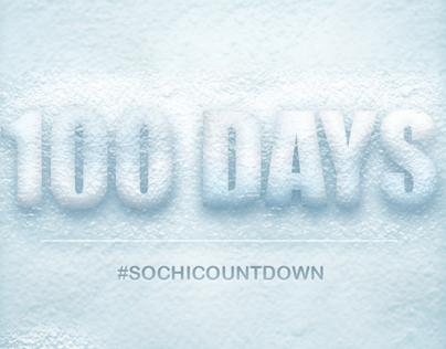 Sochi Winter Olympics Social Media Promo