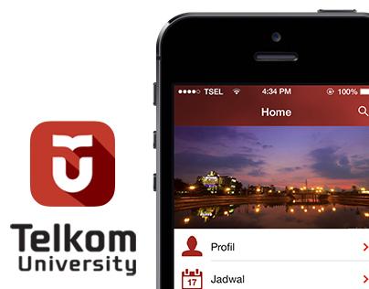 Telkom University - StudentApp