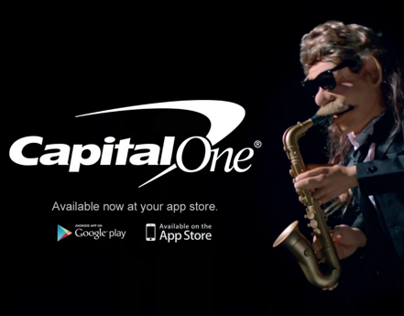 Capital One - DO WHAT YOU DO WHILE BANKING