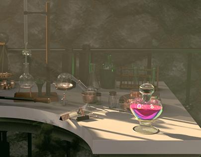 Alchemy Workshop