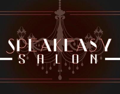 Speakeasy Salon