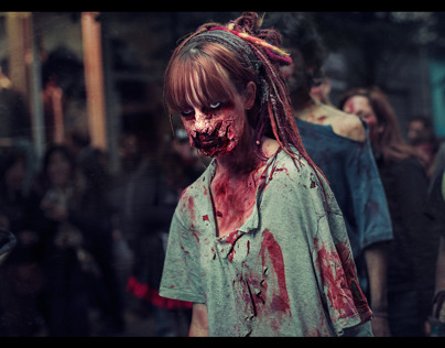 Childhood - Zombie Walk Paris 2013