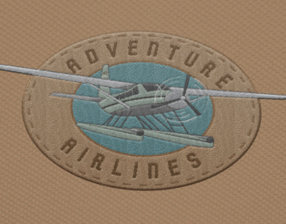 Adventure Airlines Branding